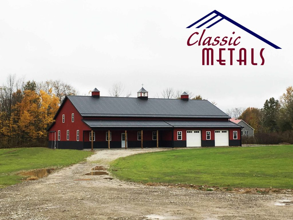 Alpha Rib Classic Metals Quality Metal Roofing And Siding
