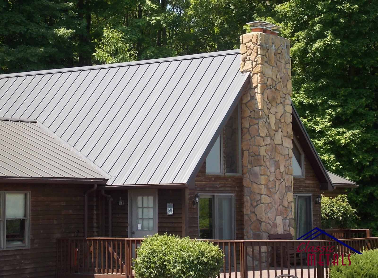 Home Classic Metals Quality Metal Roofing And Siding