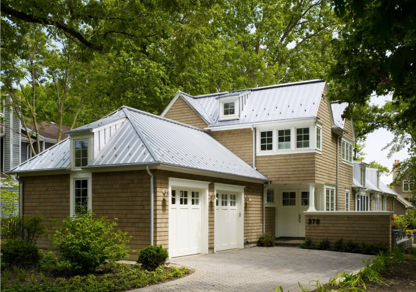 Does Metal Roofing Cost More Then Asphalt Shingles